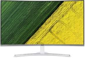 """ACER ED322Q 31.5"""" Curved Monitor 4ms £169.98 free delivery Ebuyer"""