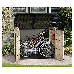 Keter Store It Out Ultra Garden Storage, Plastic, 177 x 113cm £145.45 Del @ Tesco Direct (2000 Litre capacity)