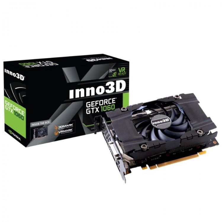 INNO3D GTX1060 3GB COMPACT - £169.99 / £180.49 Delivered @ OCUK