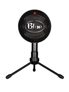 Snowball - Professional USB Microphone Black - £30 instore @ Tesco Extra Cardiff