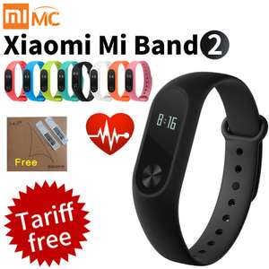 (Sale starts 8am Monday) Original Xiaomi Mi Band 2 Smart Fitness Bracelet - £12.89 @ aliexpress / xiaomi mc store