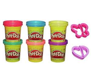 Play-Doh Sparkle Compound Pack with Accessories from Argos - £1.99