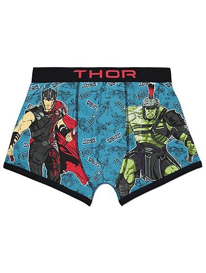 Mens Marvel Comics Thor with hulk \ Taz \ Animal \ Star Wars \ Assassin Creed trunks £3 @ Asda C+C