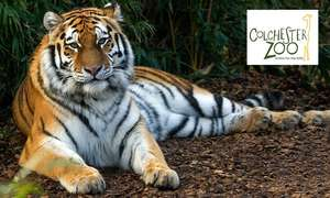 Colchester zoo Annual Pass. Adult £45.10 with code @ Groupon