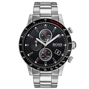 Hugo Boss Men's Rafale Chronograph Watch £219.99 @ jbwatches
