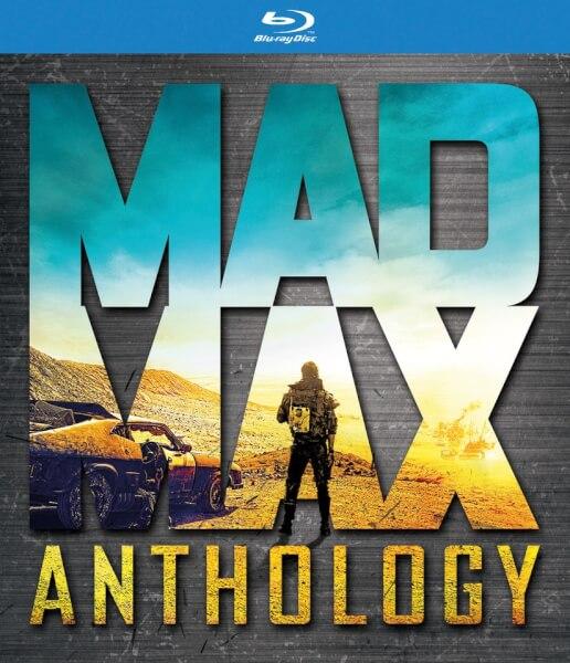 Mad Max Anthology Blu-ray £14.98 Delivered @ Zavvi