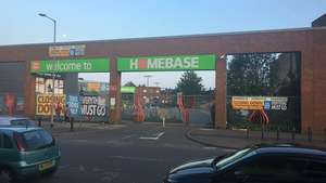 Homebase Spalding, Lincolnshire - Closing Down Sale - 25%-40% off