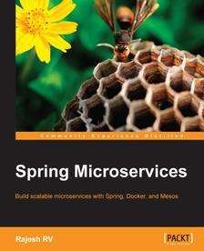 Free Spring Microservices eBook @ Packtpub