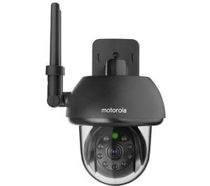 Motorola Focus 73 Connect Outdoor HD Wi-Fi Smart Home Monitoring Camera, Black £84.99 @ Amazon