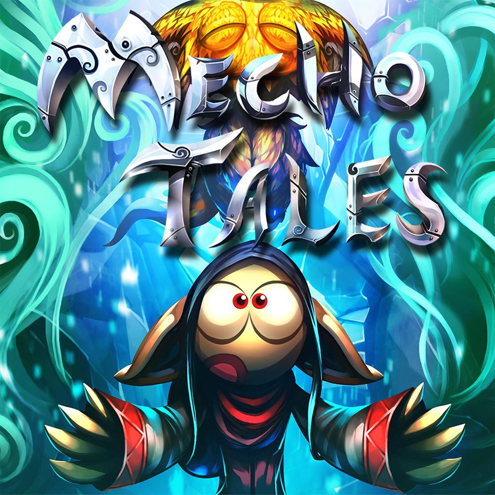 Mecho Tales - Nintendo Switch.  Nintendo eshop. 87p
