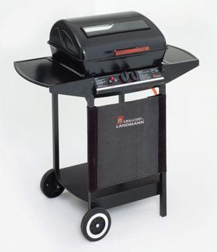 Landmann Grill Chef Dual Burner Gas BBQ - Black - £50 @ Wickes (free C&C)