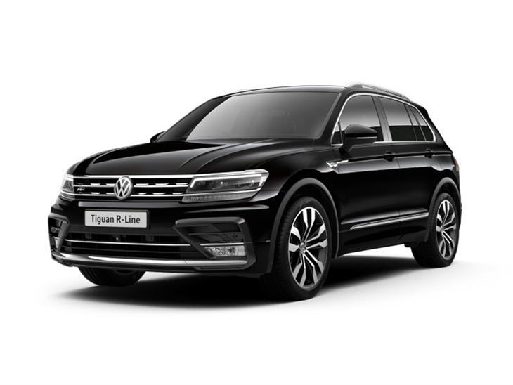 VW Tiguan 2.0 TDi BMT 150 R-Line DSG 48months 8,000 miles £2,574.18 deposit £286.02 per month @ NVC - total cost = £16,215.12