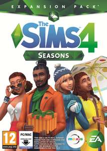 Sims 4 Seasons add-on pre-order £18.99 @ CDKeys (£18.04 with discount)