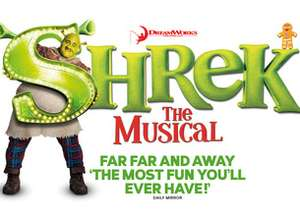Shrek the Musical! The Empire, Liverpool. Up to 49% off - ATGTickets - Via TravelZoo