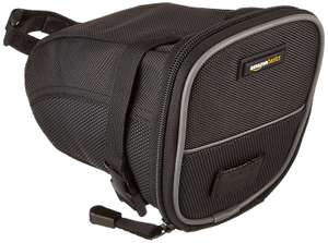 Amazon Basics Large Saddle Bag for Bike - £3.50 at Amazon (Add-on item)