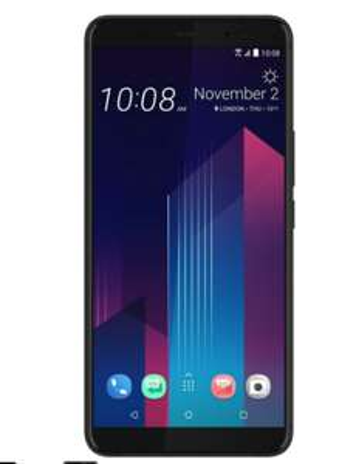HTC U11+ 4gb/ 64gb dual sim 4G - Translucent Black £450.99 @ Toby Deals