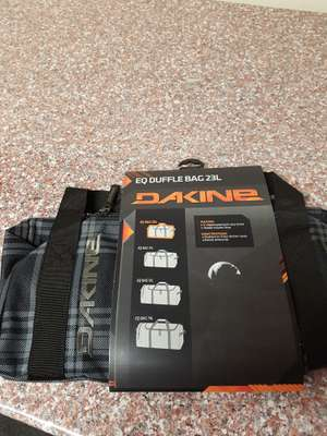 Dakine 23l duffel bag £10 @ Craigdon mountain sports
