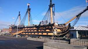 Annual Family Pass ( 2 adults and up to 3 children) to Portsmouth Historic Dockyard £37.50 via wave105