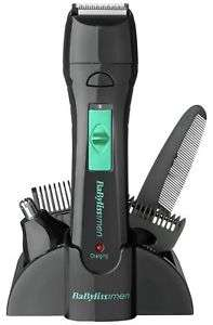 Rechargeable 6 in 1 Babyliss 7052EU grooming kit £8.99 with 3 year guarantee delivered @ eBay sold by Argos