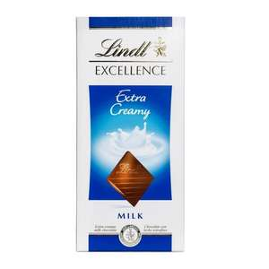 Lindt Excellence chocolate 100g for £1 at Debenhams Oxford street