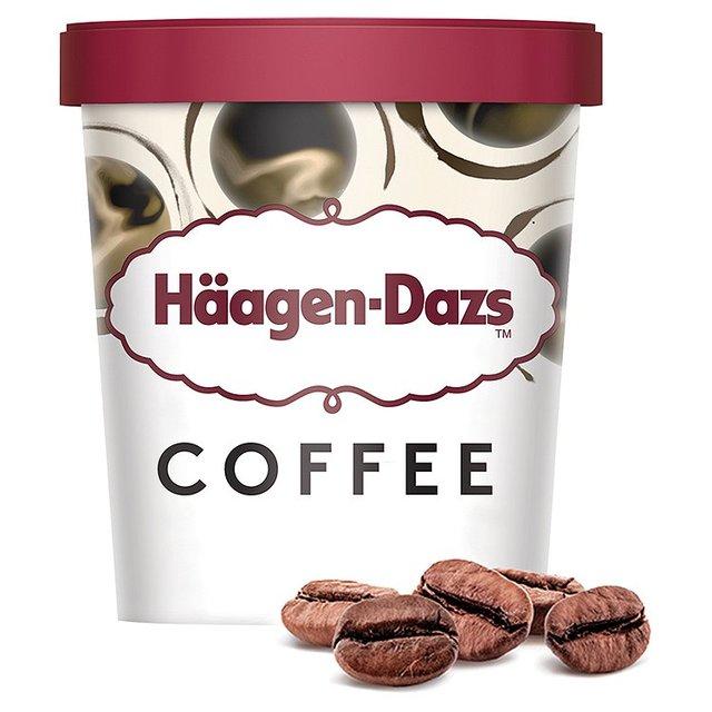 Haagen Dazs Coffee/Blueberry 460mL - £1.49 @ Heron Foods (national)
