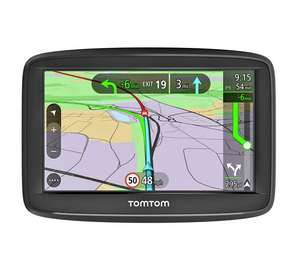 TomTom VIA 52 5 Inch Traffic UK & ROI Lifetime Maps Sat Nav 1/3 off £79.99 @ Argos