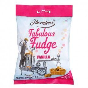 Thorntons Vanilla Fudge 140g, £1 @ Poundland