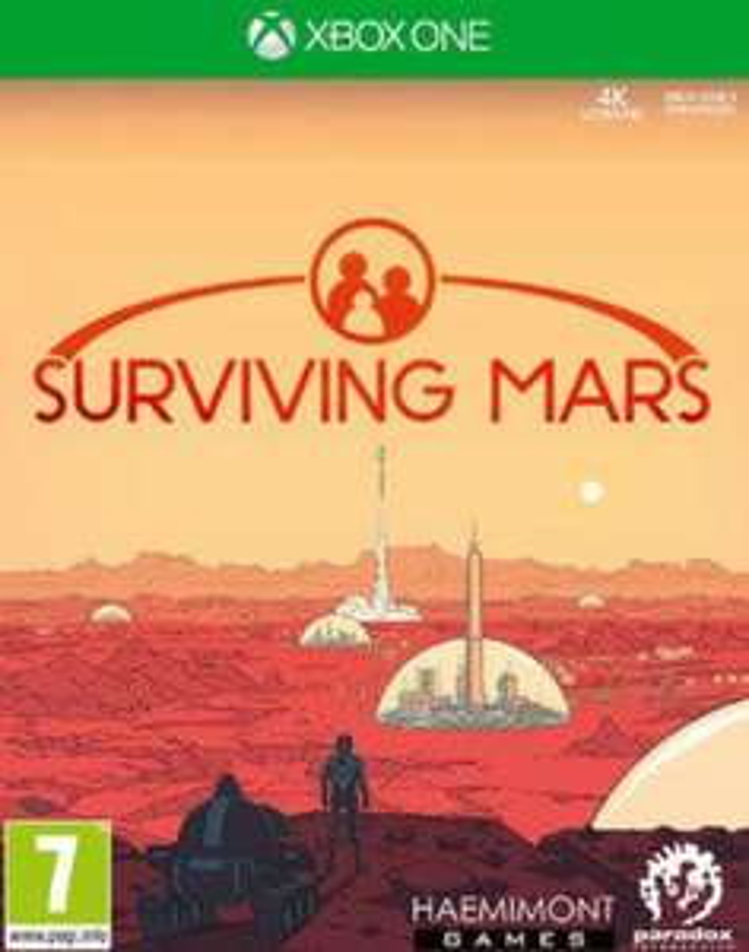 Surviving Mars Xbox One/PS4 - £20.49 @ Argos