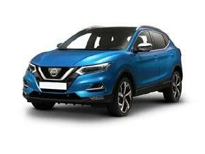 Nissan Qashqai SUV 2wd 1.5 dCi 110 N-Connecta 5Dr Manual [Start Stop] [Pan Roof] - £18,393 @ New Car Deal