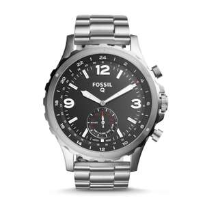 Fossil Q Nate hybrid smart watch £79 @ fossil outlet