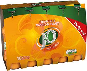 J20 10 PACK Sainsburys £5