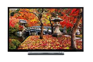 Toshiba 32L3753DB 32-Inch Smart Full HD LED TV with Built-in Freeview Play - Black (2017 Model) £184.99 Amazon