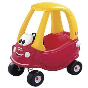 Kids Ride On Clearance 50% off - Little Tikes Cozy Coupe £27.50 - Scuttlebug Beetle £13.50 - Turbo Champion Go Kart £30 - Police 6V Electric Ride On £19 (more in OP) @ Tesco Direct