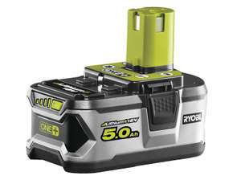 Ryobi RB18L50 18V ONE+ Lithium+ 5.0Ah Battery £65 Amazon