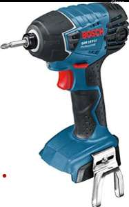 Bosch Professional GDR 18 V-LI Cordless Impact Driver  (body only) £65 @ Amazon Prime exclusive