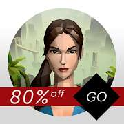 Lara Croft GO (80% off) at Google Play Store for 99p
