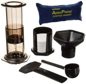 Aerobie Aeropress Coffee Maker With Tote Carry Bag Set £24.99 @ The gift and gadget store