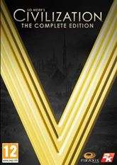 [Steam] Sid Meier's Civilization V: The Complete Edition - £5.45 - Voidu