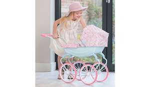 Baby Annabell official Carriage Pram £24 George.