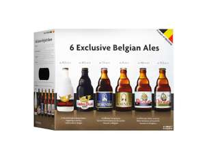 6 Exclusive Belgian Ales £10.99 @ Lidl, perfect for Fathers Day - From Thurs 7th