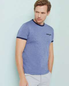 Upto half price Mens Sale including hats, socks, t-shirts, wallets, belts, bracelets all with free delivery @ Ted Baker