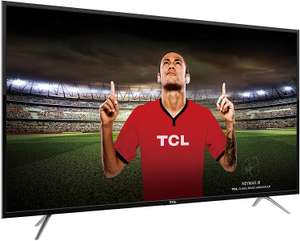 TCL 55DP608 55 Inch 4K UHD HDR and 10bit panel TV with Smart Freeview Play £433.49 (43inch £299) @ Amazon
