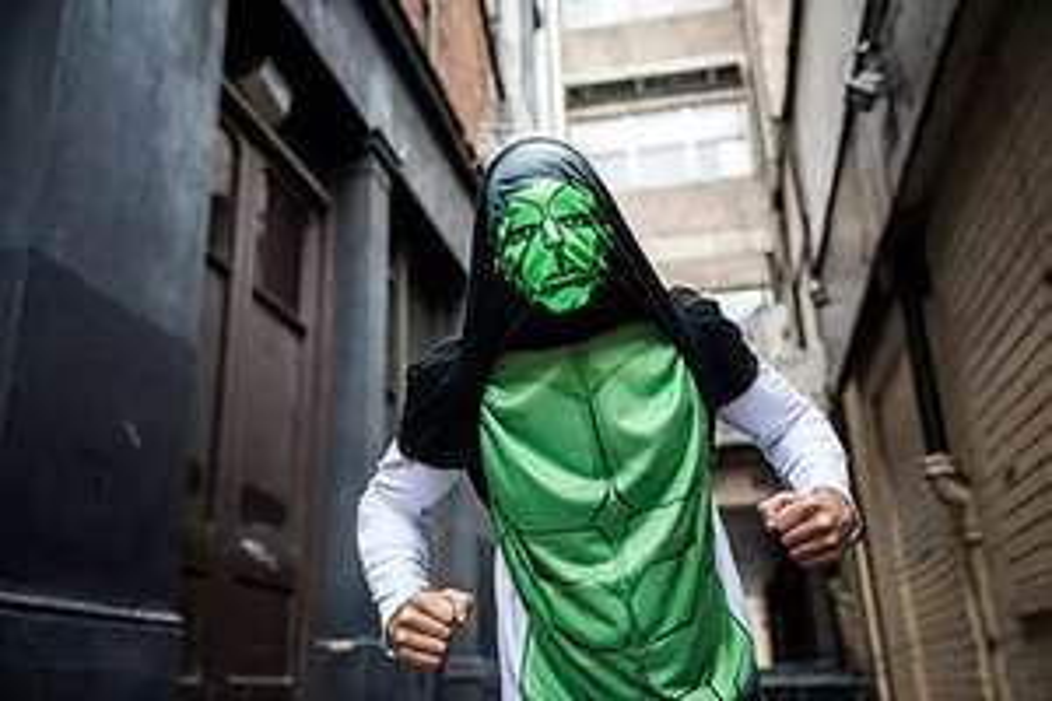 Hulk Alter Ego T-Shirt £4.99 @ Game