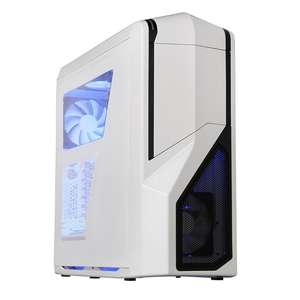 NZXT PHANTOM 410 ENTHUSIAST MIDI TOWER CASE - WHITE £69.95 (Free delivery for OcUK members) / £81.05 Delivered @ OCUK