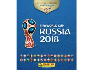 Panini World Cup Stickers 3 for £2 @ Morrisons