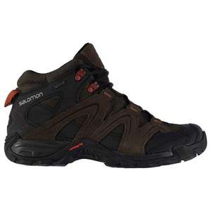 Salomon Vandon Md GTX Mens Walking Hiking Boots 12.5UK - £43.50 (+£4.99 C&C/Delivery) @ Sports Direct