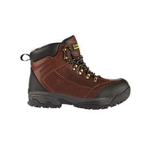 Stanley Fatmax Nebraska Safety Boots - Brown - Various sizes was £34.99 now £20 @ Wickes C&C