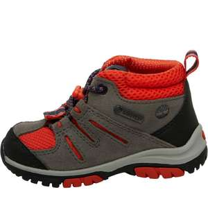 Timberland Infant Zip Trail Gore-Tex Mid Boots Graphite - £12.99 + £4.49 delivery - MandM Direct