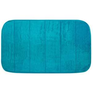 Memory foam bath mat - Teal now £1.99 ( 9 other colours available ) @ Poundstretchers