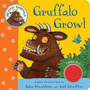 Free Gruffalo growl board book when you spend £6 or more on Organix Goodies @ Boots